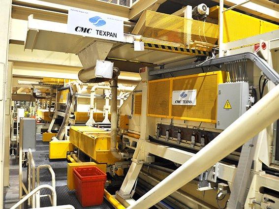 机械式铺装机